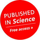 Published in Science / free access